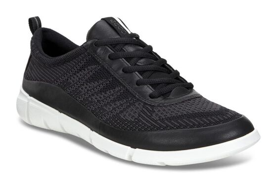 ECCO Mens Intrinsic Knit (BLACK/MOONLESS)