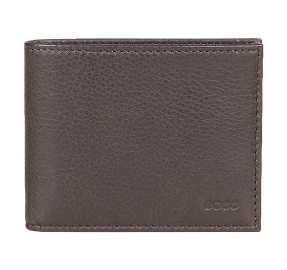 ECCO Gordon Slim Wallet (COFFEE)