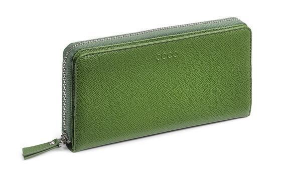ECCO Belaga Large Zip Wallet (CACTUS)