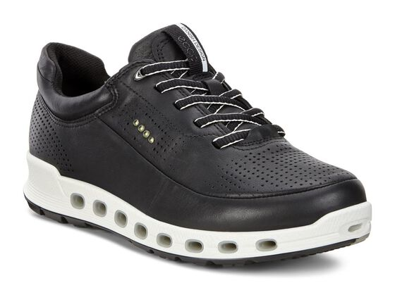 ECCO Wmns Cool 2.0 Leather GTX (BLACK)