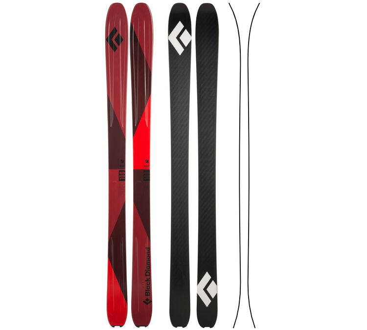 Boundary 100 Ski