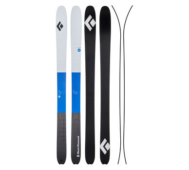 Helio 105 Carbon Ski, , large