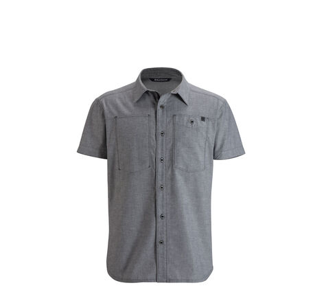 Chambray Modernist Shirt