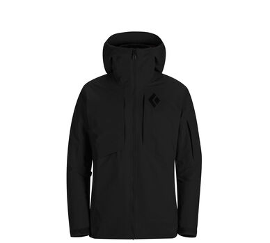 Zone Ski Shell, Smoke, large