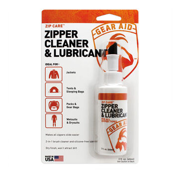 Gear Aid Zipper Cleaner & Lubricant