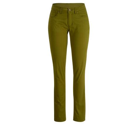 Stretch Font Pants - Women's - Fall 2016