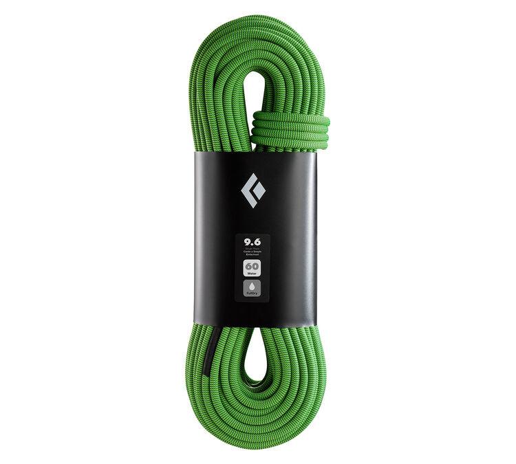 9.6 - 60m FullDry Climbing Rope