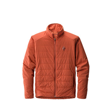 First Light Jacket, Rust, large