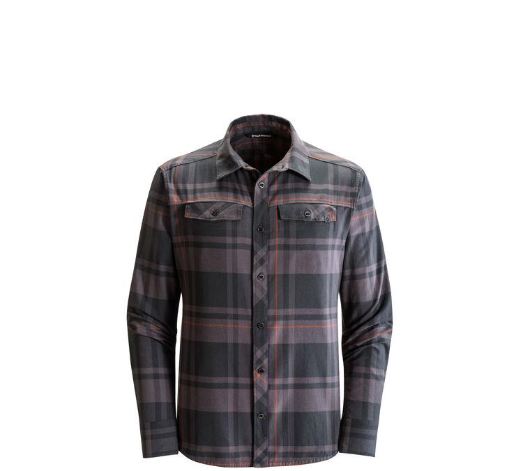 Long-Sleeve Stretch Technician Shirt