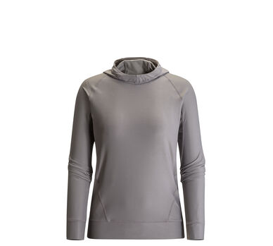 Alpenglow Sun Hoody - Women's, Nickel, large