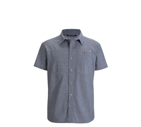 Chambray Modernist Shirt - Spring 2016