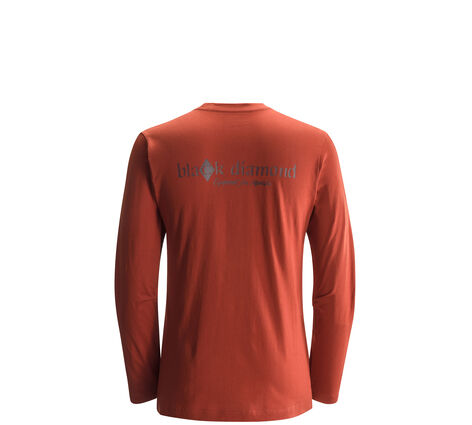 Long-Sleeve Diamond C Tee