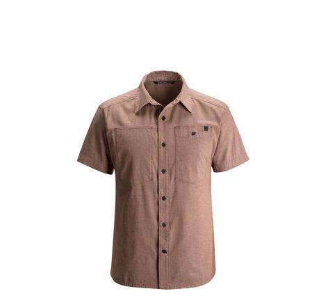 Chambray Modernist Shirt