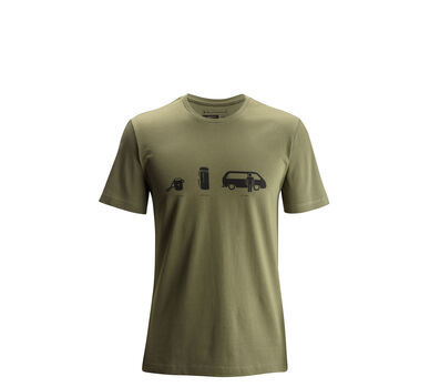 Dirtbag Tee, Burnt Olive, large