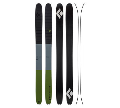 Boundary Pro 115 Ski, , large