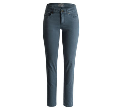 Stretch Font Pants - Women's