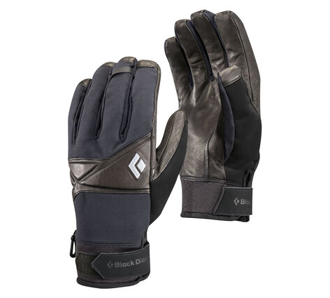 Terminator Gloves, Black