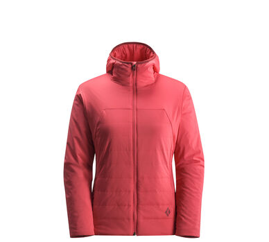 First Light Hoody - Women's, Peony, large