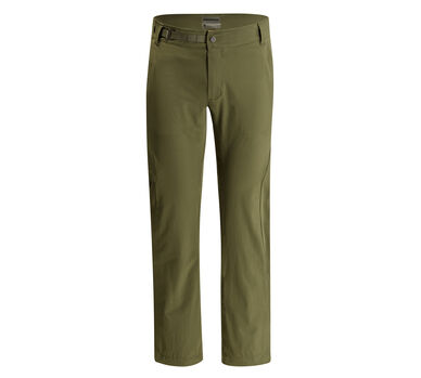 Alpine Light Softshell Pants, Burnt Olive, large
