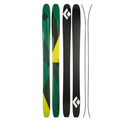Boundary 115 Ski