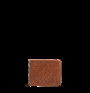 Livingston Woven Slimfold Wallet