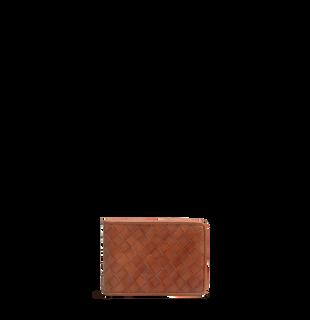Livingston Woven Super Slim Wallet