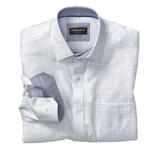 Mini Dash Windowpane Shirt