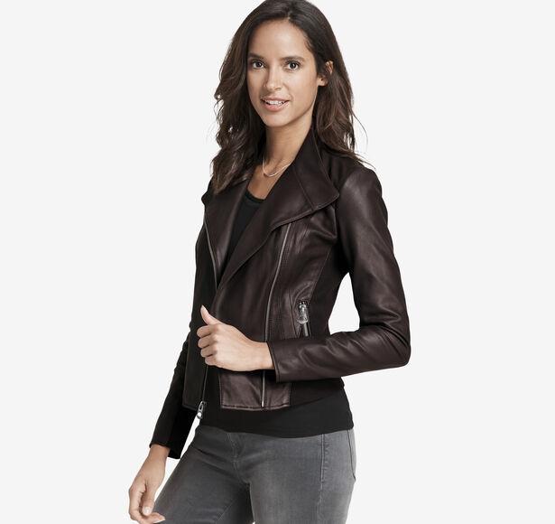 Featherweight Leather Jacket