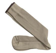 Classic Pin Dot Slack-Length Socks