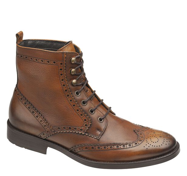 Hattington Wingtip Boot