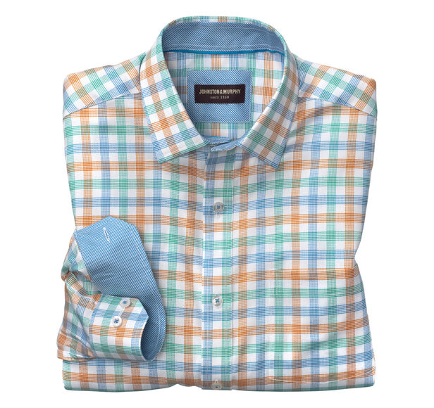 Dash Windowpane Shirt