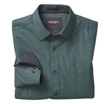 Square Clover Print Shirt