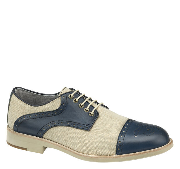 Ellington Cap Toe Saddle