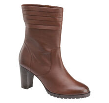 Joslyn Pleated Bootie