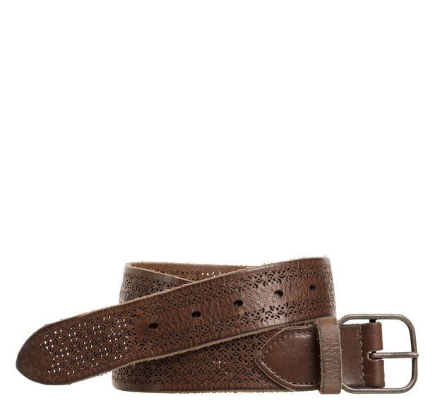 Perfed Vintage-Edge Belt