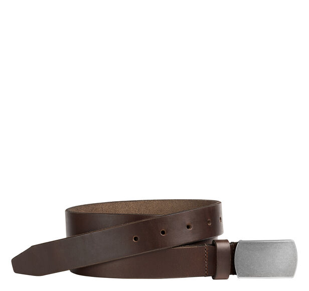 Casual Plaque Belt