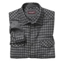 Mélange Double-Pocket Shirt
