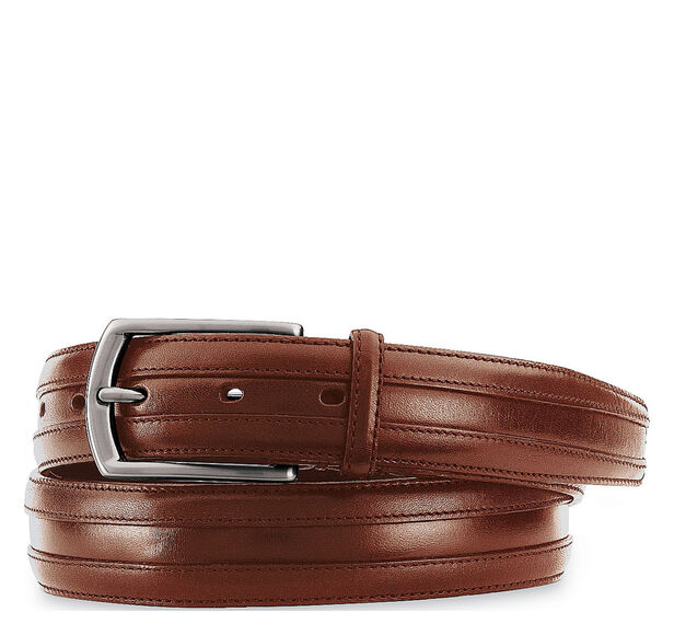 Double Calf Belt