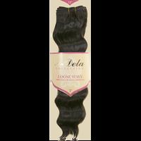 Loose Wave Dark Brown 14 Inch Human Blend Hair