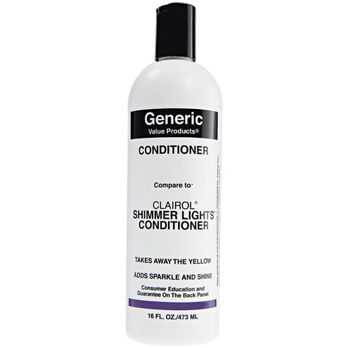 Conditioner Compare to Clairol Shimmering Lights Conditioner