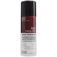 Darkest Brown Root Touch Up Sprays Temporary Hair Color