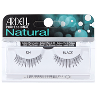 Natural #124 Lashes