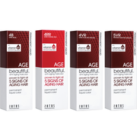 Anti Aging Permanent Liquid Shades of Intrigue Haircolor