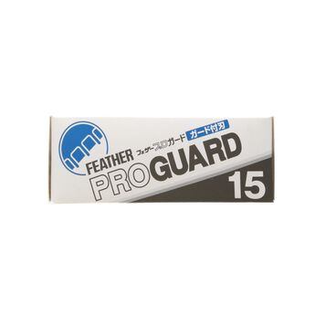 Feather Artist Club ProGuard Blades 15 Pack