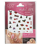 Year of Celebrations Exotica Nail Art Decals