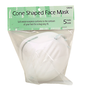 Cone Shaped Face Mask