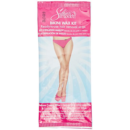 Bikini Wax Travel Kit