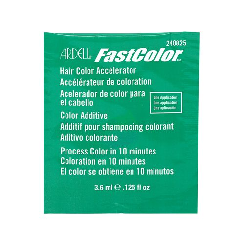 FastColor Hair Color Accelerator .125 oz.
