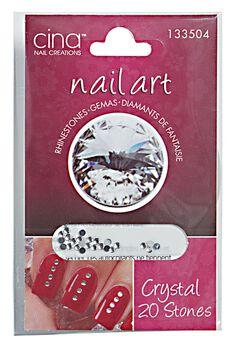 Crystal Rhinestones Nail Art