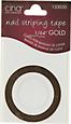 Gold Nail Striping Masking Tape